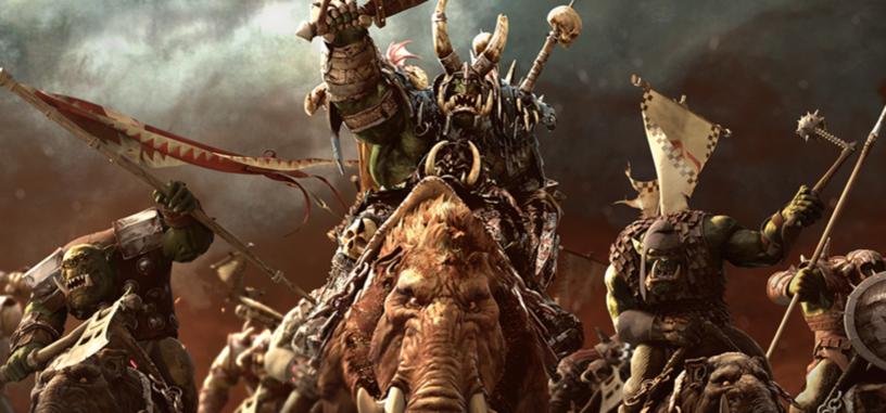 'Total War: Warhammer' contará con soporte oficial para mods