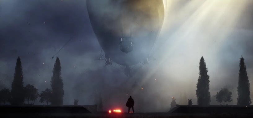 'Battlefield 1' lleva a la saga a luchar en la Gran Guerra con su primer tráiler