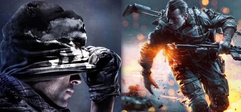 'Battlefield 1' y 'CoD: Infinite Warfare' están entre los tráileres más queridos y odiados