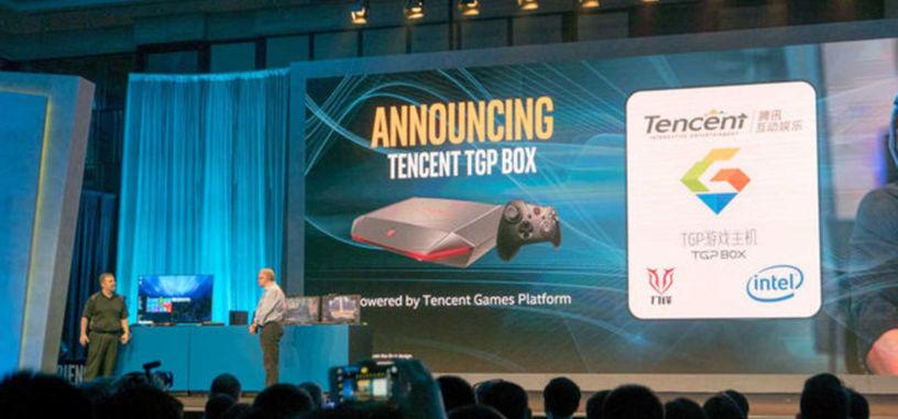 La empresa propietaria de 'League of Legends' presenta una consola exclusiva para China