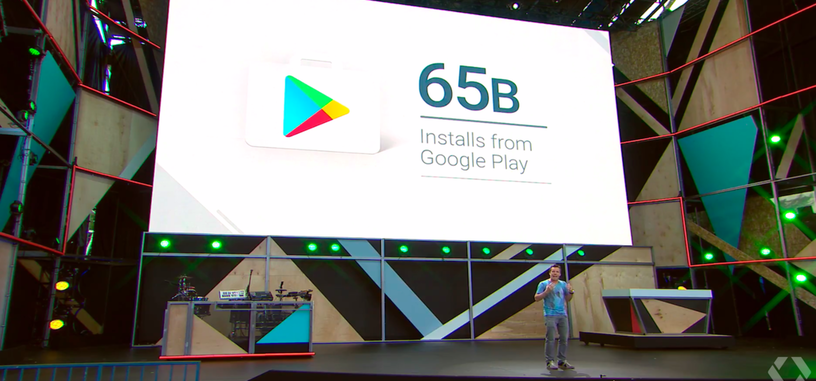Android saca pecho en sus cifras durante la conferencia de apertura del Google I/O