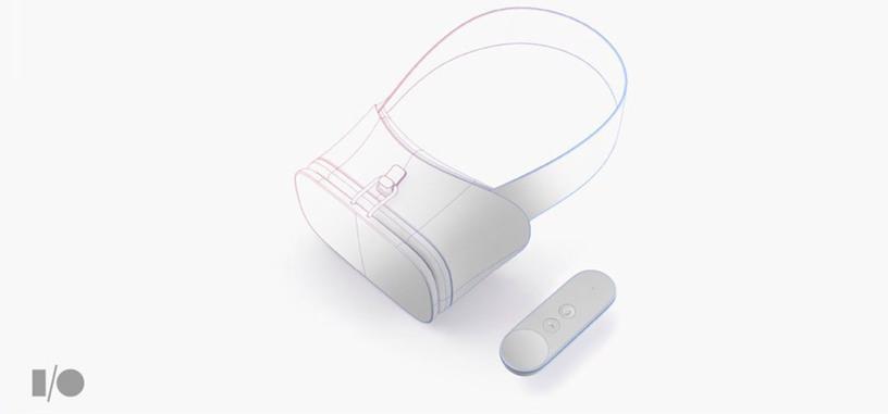 Google construirá sus propias gafas de realidad virtual para Daydream