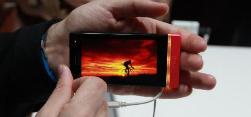 Novedades de Sony en Mobile World Congress (MWC 2012)