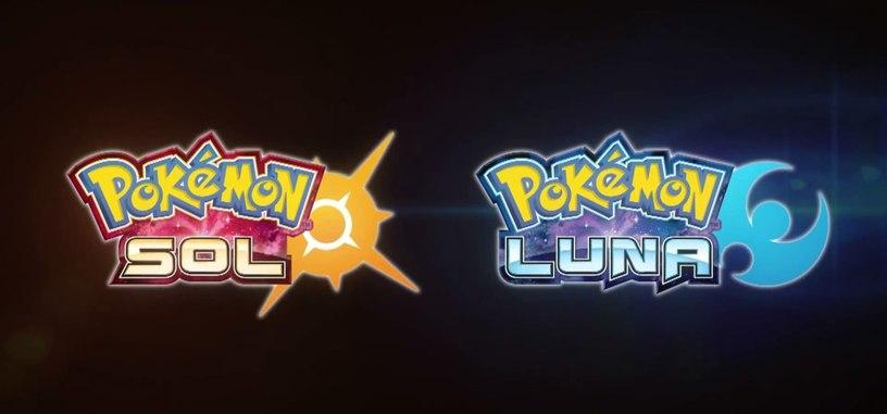 Un tráiler presenta a los pokémon legendarios y la nueva región de 'Pokémon Sol y Luna'