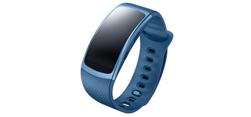 Samsung Gear Fit2, una completa pulsera de actividad con GPS y sensor de ritmo cardíaco