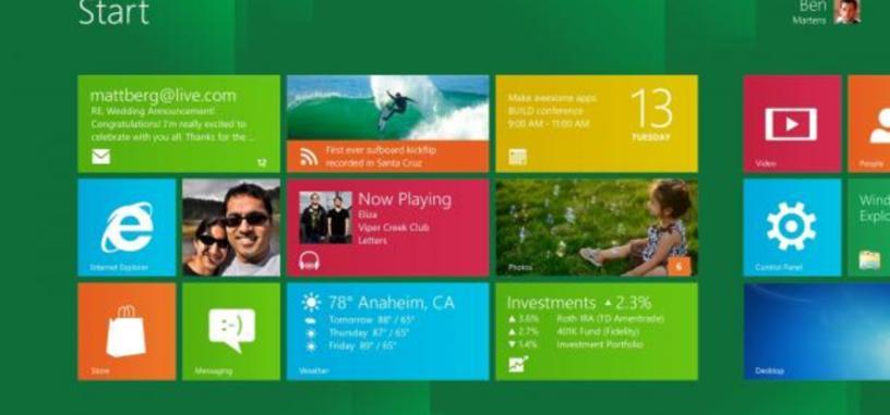 Descarga la beta de Windows 8 Consumer Preview