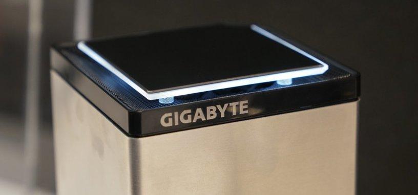 Gigabyte tiene nuevos mini-PC con una GTX 950 y GTX 970