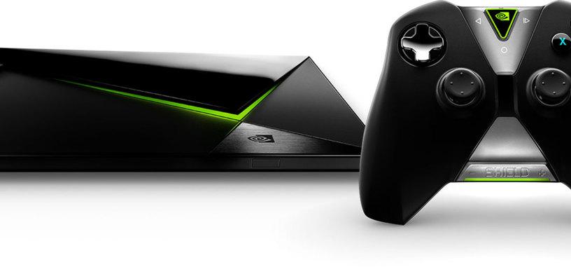 Nvidia SHIELD, la microconsola con Android TV, llega a España