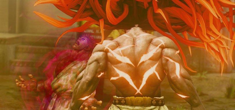 Capcom detalla el modo historia que llegará a 'Street Fighter V' a finales de este mes