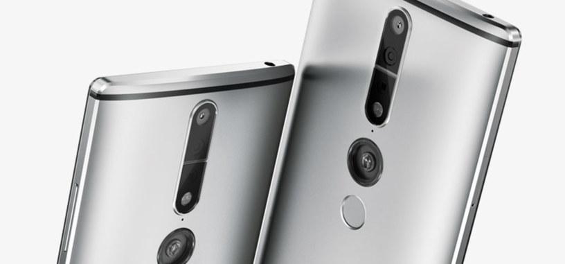 El primer teléfono del proyecto Tango de Google se pondrá a la venta en noviembre