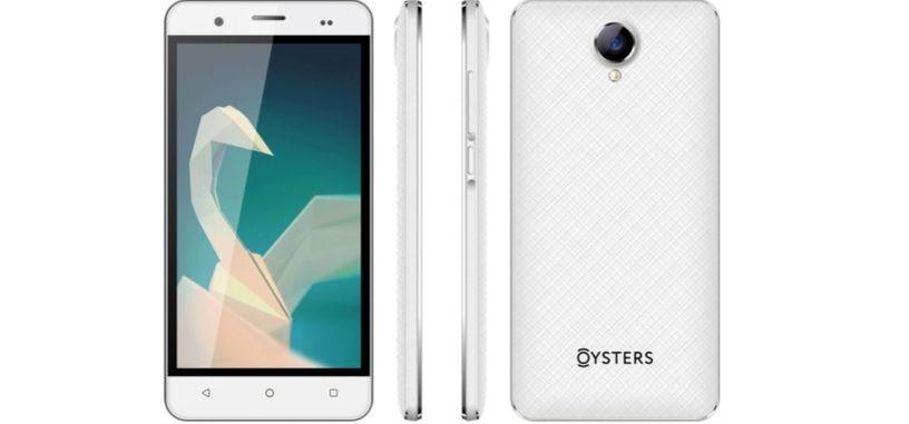Plural y Jolla presentan Oysters SF, un nuevo teléfono con SailfishOS