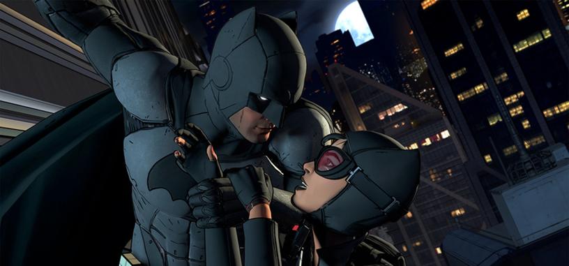 Primeras imágenes del juego de Batman desarrollado por Telltale Games
