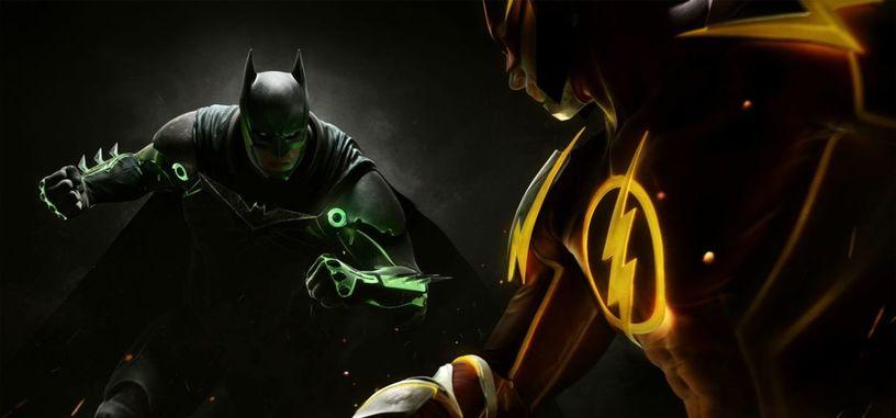 Primer vídeo de juego de 'Injustice 2'