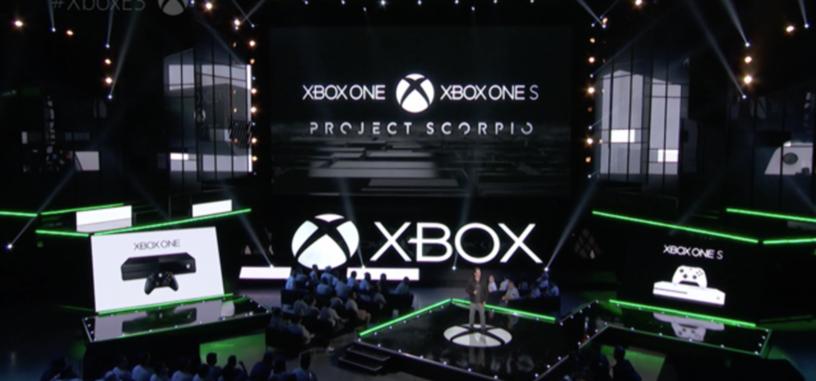 Microsoft da detalles del proyecto Scorpio para 2017, una Xbox con 6 TFLOPS y juego en 4K