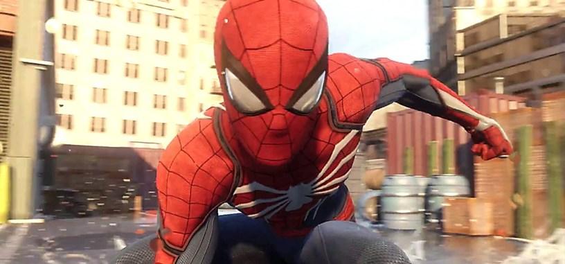 Sony anuncia un nuevo juego de Spiderman para PlayStation 4