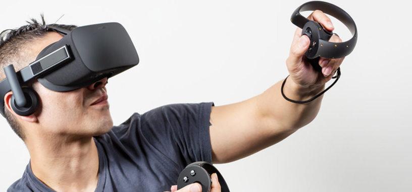 El mando Oculus Touch se podrá usar al principio con 30 juegos