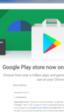 La tienda de aplicaciones Play Store llega a la versión alfa de Chrome OS 53