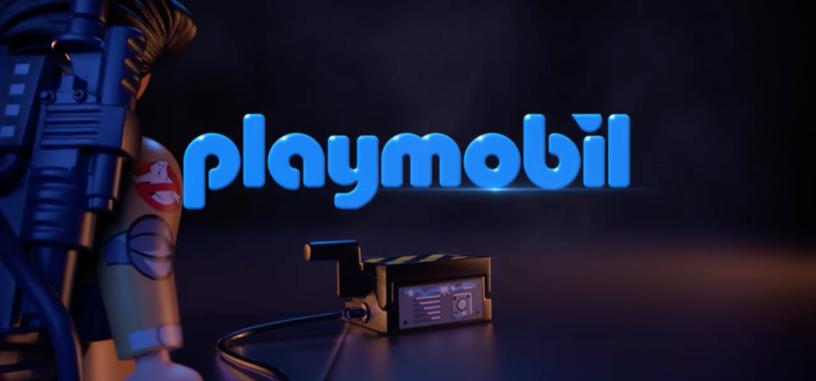 Playmobil lanzará una línea basada en 'Cazafantasmas'