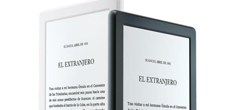 La versión básica de Kindle se renueva manteniendo su bajo precio
