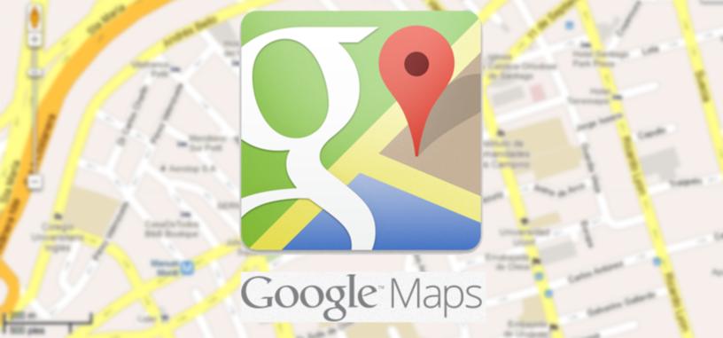 El modo 'solo Wi-Fi' y poder guardar mapas en la SD ya está disponible en Google Maps