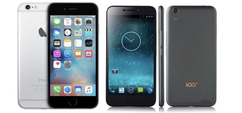 La empresa que ganó a Apple una demanda por el diseño del iPhone 6 es un fantasma