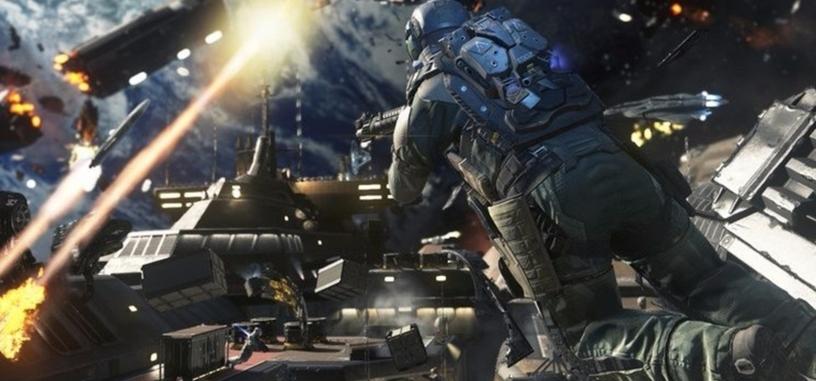Por qué en el espacio de 'CoD: Infinite Warfare' se pueden oír tus gritos y los disparos
