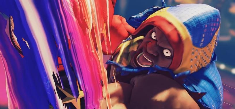 Balrog calienta los puños para su inminente regreso a 'Street Fighter V'