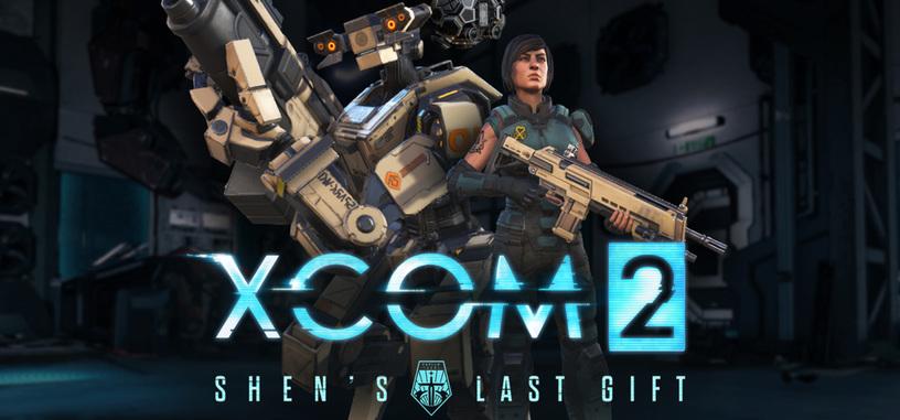 Ya disponible 'El último regalo de Shen', nuevo DLC para 'XCOM 2'