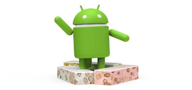 Ya es oficial: Android Nougat (turrón) es el nombre de la próxima versión de Android