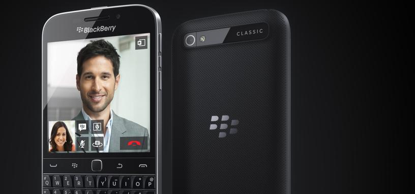 BlackBerry da un paso más en su abandono de BB10 dejando de fabricar el Classic