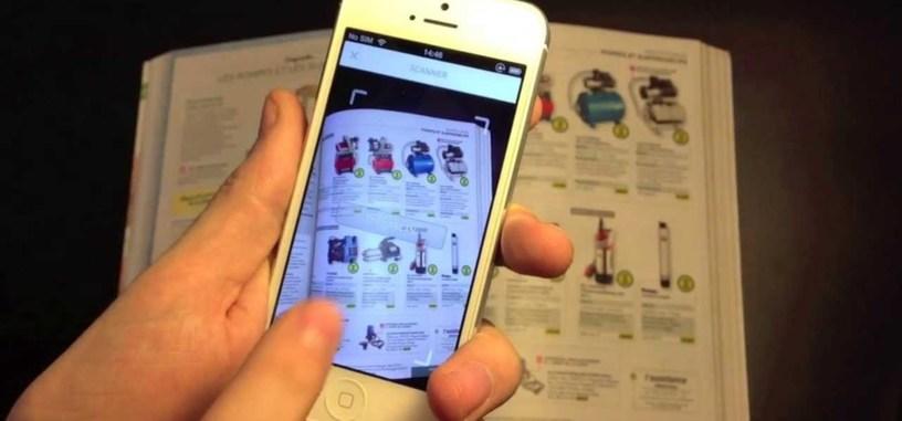Google se hace con una empresa especializada en reconocer objetos con el teléfono