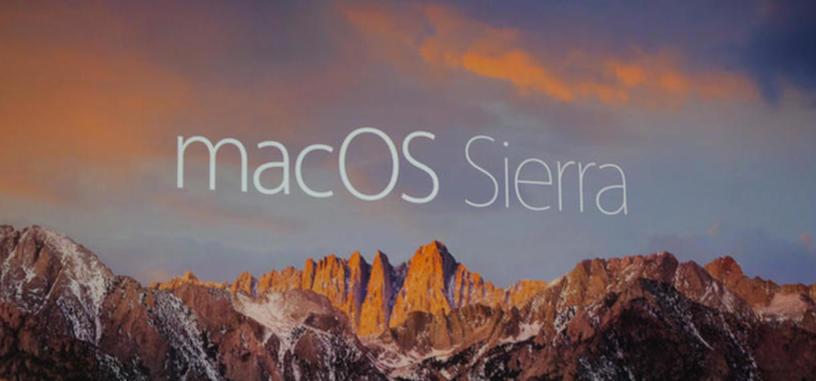 Apple podría lanzar macOS Sierra a mediados de septiembre