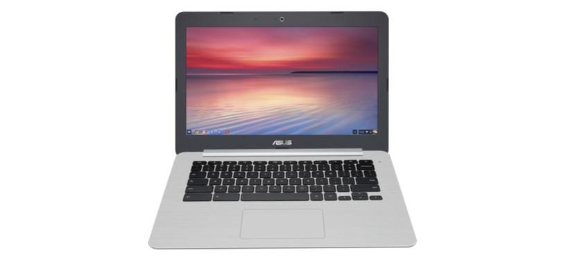 Asus presenta su nuevo Chromebook C301SA con 64 GB de almacenamiento interno
