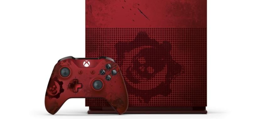 Lucha contra los locust de 'Gears of War 4' con esta edición limitada de Xbox One S