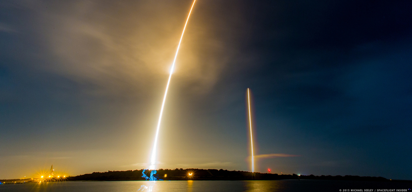 Elon Musk busca testigos que ayuden a aclarar la explosión del Falcon 9