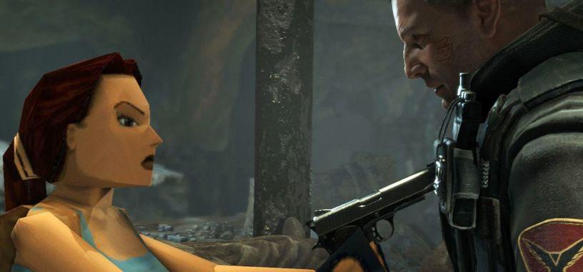 'Rise of the Tomb Raider' llegará a PS4 en octubre con un montón de novedades