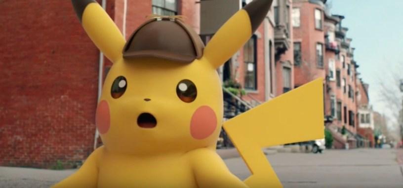 'Detective Pikachu' será la primera película de imagen real de Pokémon