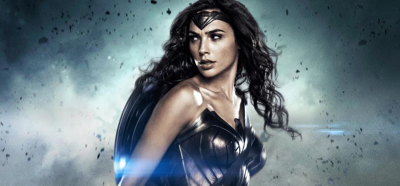 Gal Gadot va a la guerra en el primer tráiler de 'Wonder Woman'