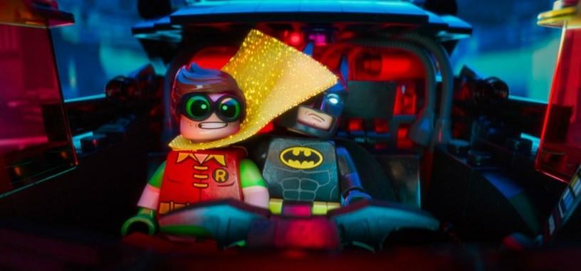 Batman comienza el entrenamiento de Robin en el nuevo tráiler de 'The LEGO Batman Movie'