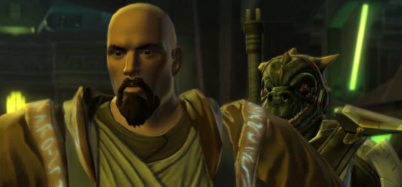 Fin de semana de beta de Star Wars: The Old Republic