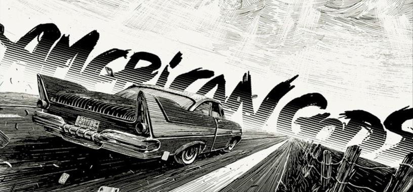 Starz publica el primer tráiler de su adaptación de 'American Gods' de Neil Gaiman