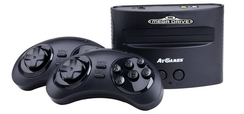 SEGA se apunta a la moda de las miniconsolas con dos versiones de Mega Drive