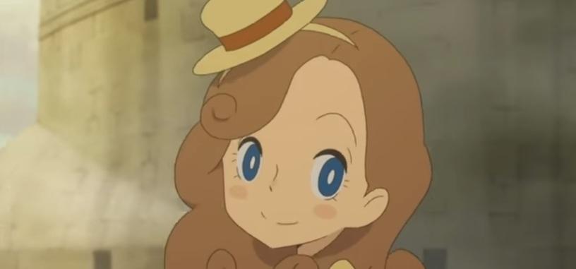 Lady Layton será la próxima en resolver puzles en 3DS y teléfonos en 2017