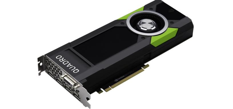 Nvidia anuncia las tarjetas profesionales Quadro P5000 y P6000 basadas en Pascal