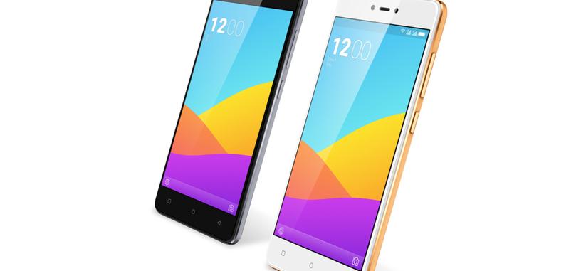 Weimei Force, nuevo teléfono de 5'' HD, procesador Mediatek y 3 GB de RAM por 170 euros