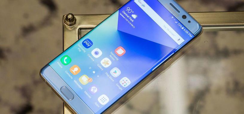 Samsung publica los motivos de los problemas de batería del Galaxy Note 7