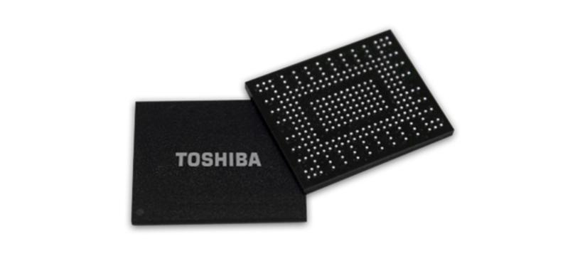 Toshiba anuncia nuevos SSD utilizando memoria NAND 3D TLC