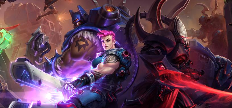 Nuevos héroes y campos de batalla llegarán a 'Heroes of the Storm'
