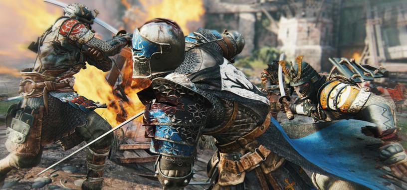 Nuevos detalles de 'For Honor' a golpe de espada, y edición coleccionista