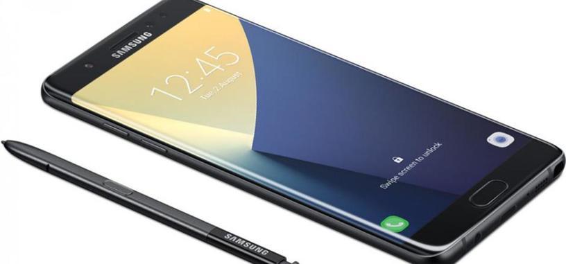 Así indicará Samsung si la batería de tu Galaxy Note 7 es segura
